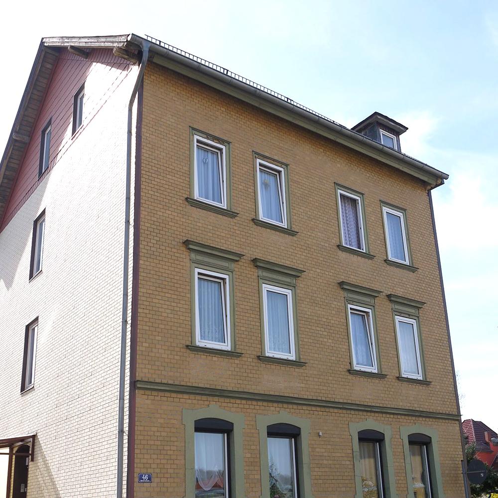 MFH Eisenach, Heinrichstrasse