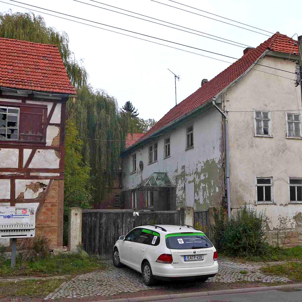 4-Seiten-Hof, Eisenach-Hötzelsroda