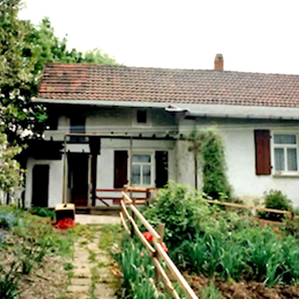 Bauernhaus Eisenach, Hohe Strasse