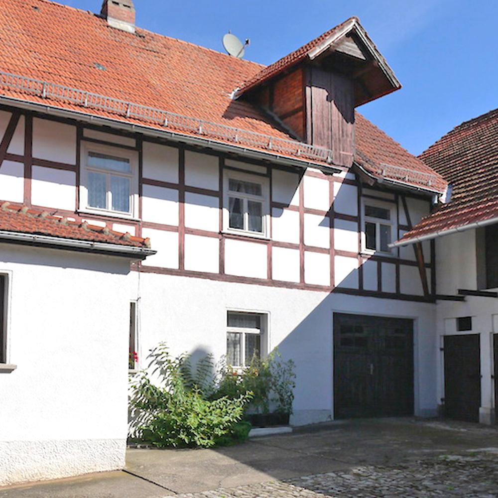 3-Seiten-Hof, Eisenach-Neuenhof