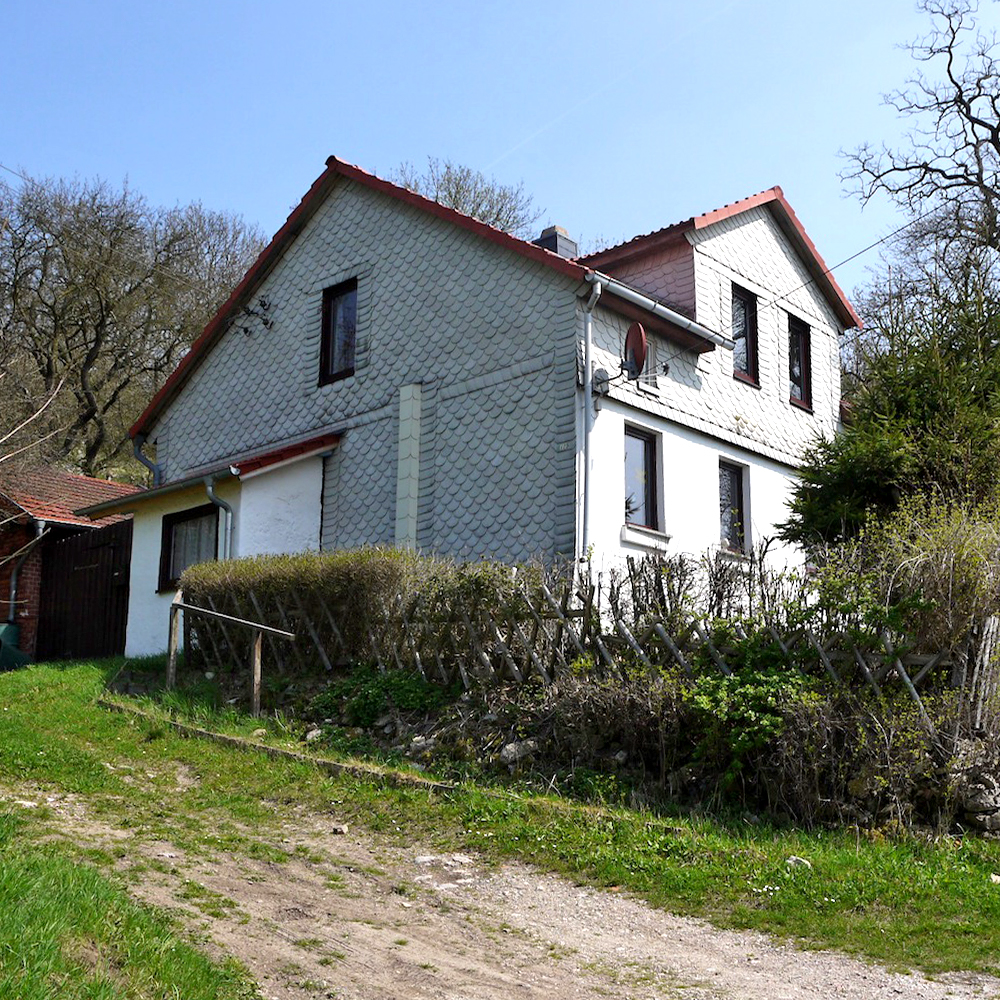32 EFH, Neubau Eisenach, Petersberg