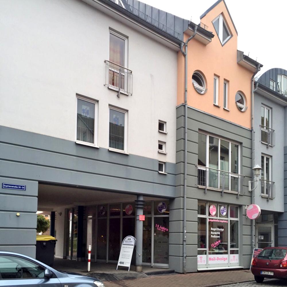 ETW Eisenach, Sophienstrasse