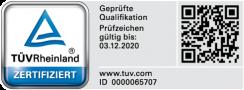 Peterseim Immobilien Eisenach - geprüfte Qualifikation